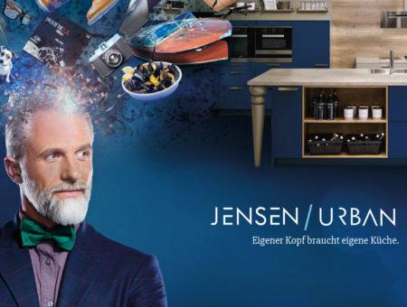 Jensen/Urban – eine neue Küchenmarke.