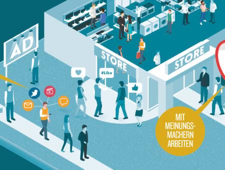 5 bewährte Wege die Besucherfrequenz im Einzelhandel zu erhöhen.