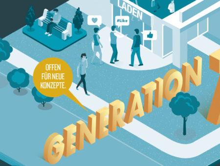 Die Gen Z forciert den digitalen Trend der Millennials