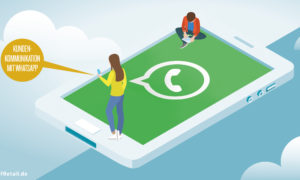 WhatsApp als Kommunikationstool