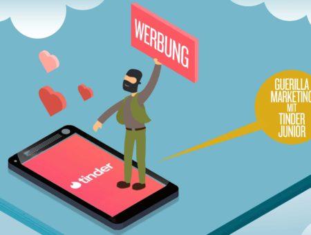 Mit Liebe zum Kunden: Tinder als Marketingplattform