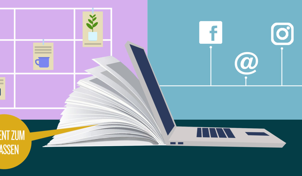 Der Handel braucht Content Marketing. Aber muss stationär immer alles zum Anfassen sein?