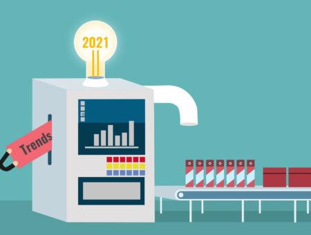 Die 10 Handels-Trends 2021